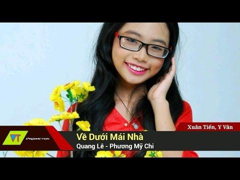 [Karaoke] Về Dưới Mái Nhà (SC) - Phương Mỹ Chi _Quang Lê (Beat HD)