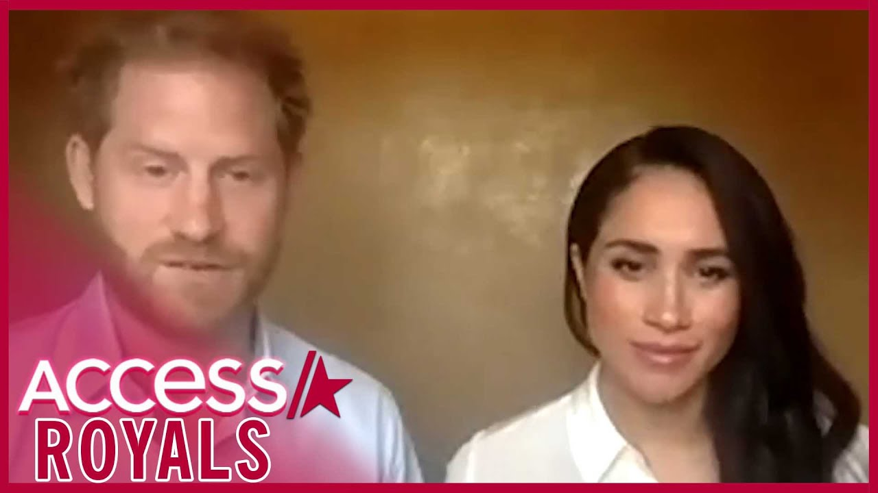 Meghan Markle & Prince Harry Speak Out On Racial Injustice