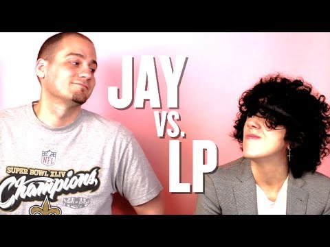 """""""Whistle Off"""": LP vs. Jay St. Pierre (a RedEye exclusive)"""