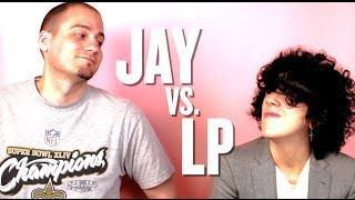 "Gambar cover ""Whistle Off"": LP vs. Jay St. Pierre (a RedEye exclusive)"
