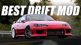 THE BEST DRIFT MOD FOR ASSETTO CORSA!