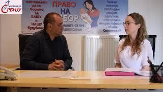 Интервју са адвокатом УГ Право на избор, Милина Дорић Закон о правима детета