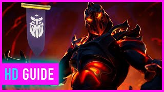 Fortnite Season 8 Week 8 Discovery Challenge - Secret Hidden Banner Location Guide