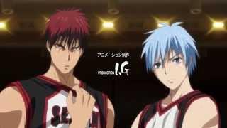 Kuroko No Basket Баскетбол Куроко 1 сезон Opening 2 Опенинг 2 OP