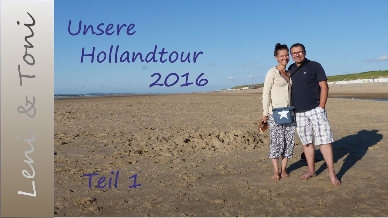 Leni & Toni on tour: mit dem Wohnmobil in Holland  Teil 8  August 2086