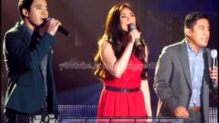 Sarah Geronimo - I Dreamed A Dream / On My Own [Les Miserables] OFFCAM (13Jan13)