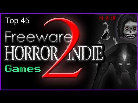 Top 45 Freeware Horror Indie Games 2 (Halloween Special)