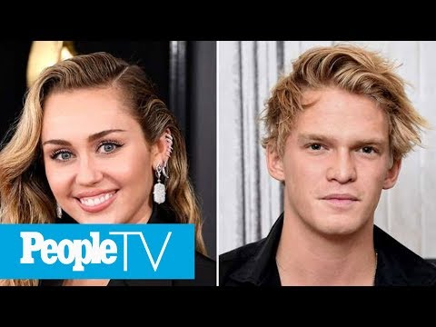 Miley Cyrus & Cody Simpson Are 'Both Sober' And 'Focused On Health & Work': Rep | PeopleTV