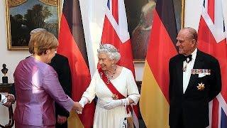 Queen setzt Deutschlandbesuch fort
