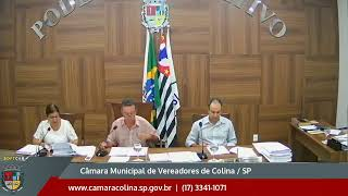 Câmara Municipal de Colina - 1ª Sessão Extraordinária 13/01/2020