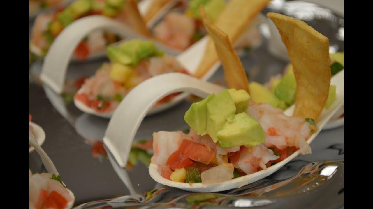 comida para fiestas familiares o eventos corporate and family cocktail parties youtube