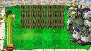 1 Cactus Minecraft vs Dr. Zomboss - Hack Plants vs Zombies