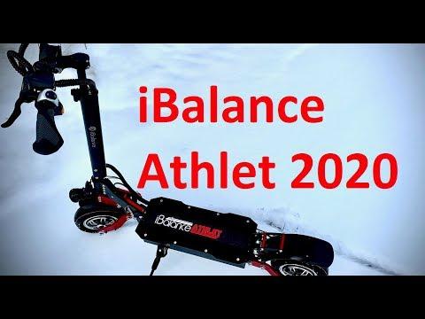 Электросамокат IBalance Athlet 2020