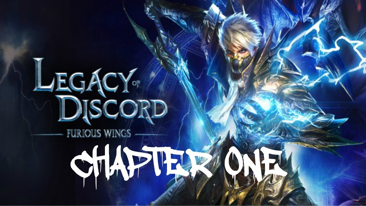legacy of discord how to get wraith wings