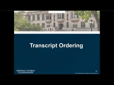 Learn About the Benefits of Transcript Services