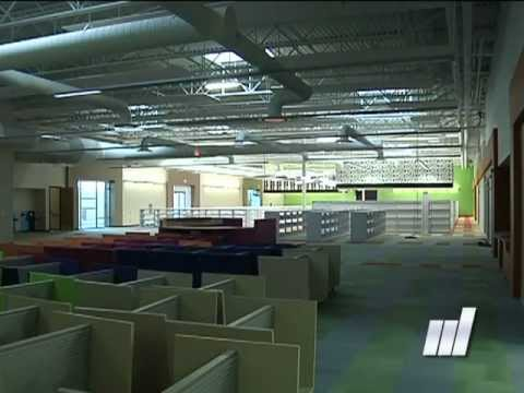 Aida Ramirez - New McAllen Library - Kids Area