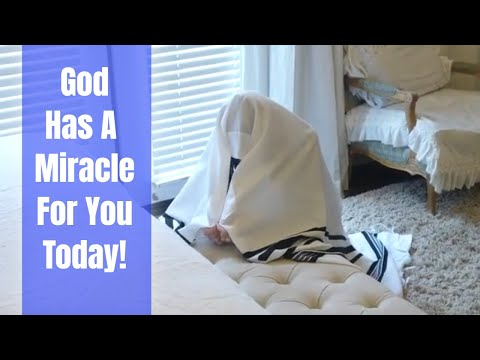 The Miracle That Is Waiting Underneath Your Tallit
