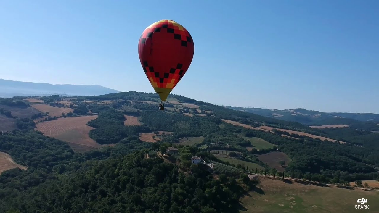 What got me into Drone FPV - A Spark of Italy! фото