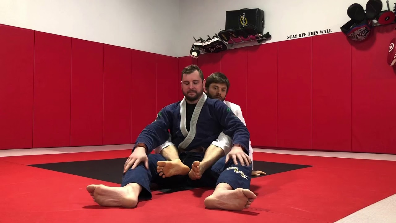 TRBFH-AVLG: Rear Naked Choke Tutorial and Application