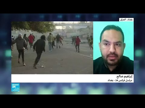 خروج مظاهرات في محافظة ديالى العراقية  - نشر قبل 1 ساعة