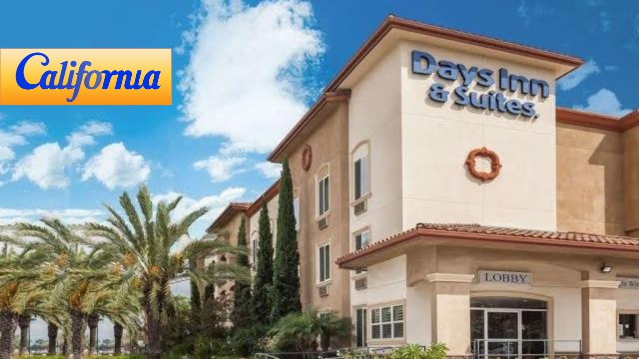 Days inn suites anaheim garden grove garden grove hotels california youtube for Days inn and suites garden grove