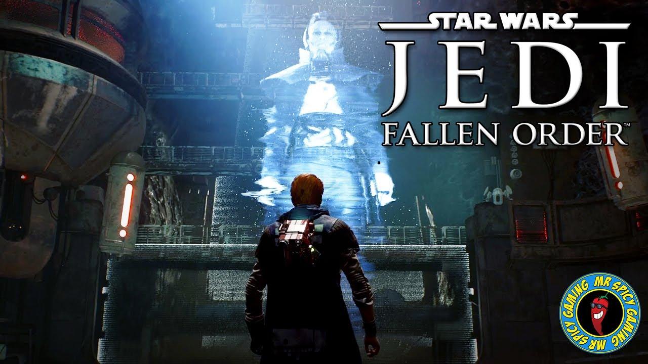 JEDI IN THE THUNDERDOME - Star Wars Jedi: Fallen Order Gameplay Ep7 + vídeo