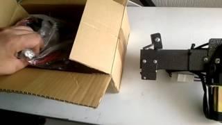 Механизм автоматичекого открывания и закрывания крышки багажника лада приора 2170