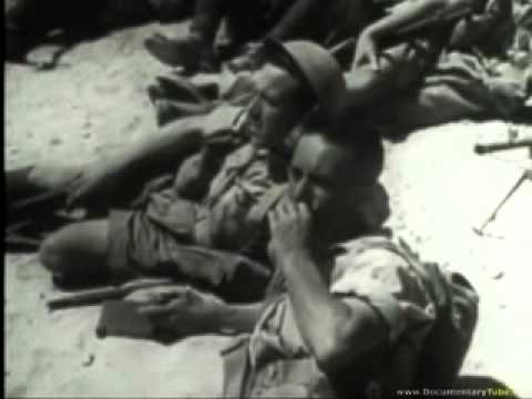 WWII Document: Battle of North Africa, June 1940 - May 1943