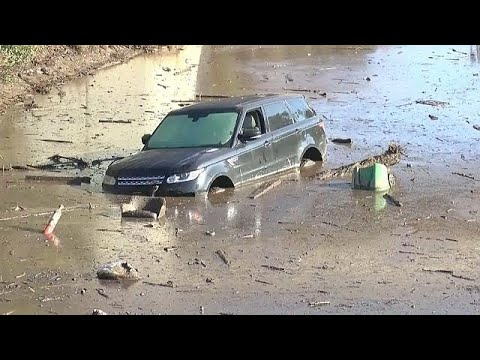 California: another body is recovered following devatstating mudslides