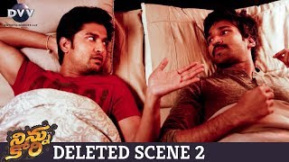 Ninnu Kori Telugu Movie Deleted Scene 2 | Nani | Nivetha Thomas | Aadhi | DVV Entertainments