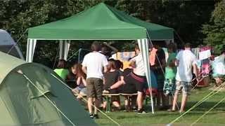 Kur und Wellness Camping - Campingplatz SeePark Kirchheim Hessen