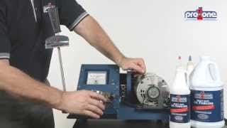 ProOne Heavy Duty Oil Stabilizer Demonstration
