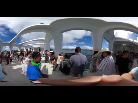Pearl Harbor USS Arizona Tour