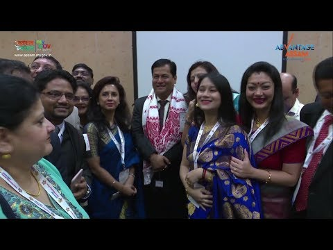 Hon'ble Chief Minister's Interaction with Assam Association, Singapore || MyGov Assam