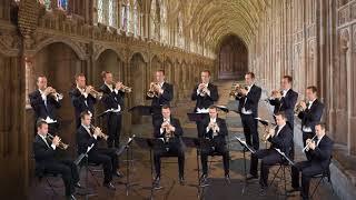Tim Saeger - Bach Magnificat - Trumpet Ensemble