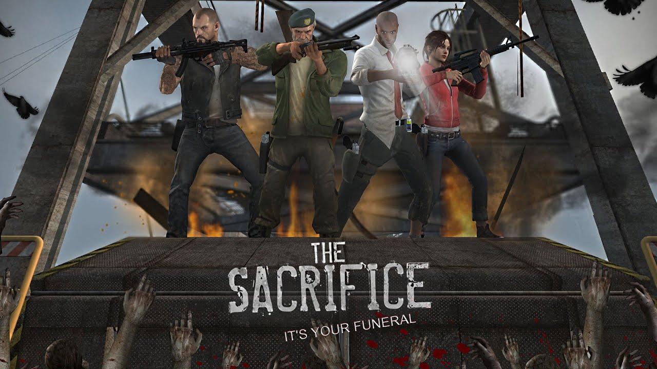 Left 4 Dead 2 Expert Chainsaw Massacre Mutation No Restarts The Sacrifice