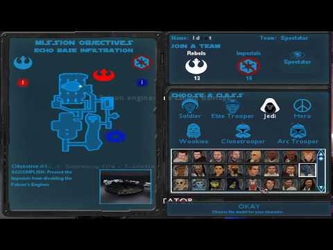 MB2 Gameplay #2 - Yavin Vehicles & Secret Spots, Dekas Running