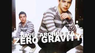 David Archuleta Zero Gravity Lyrics