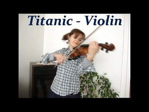 Titanic; ''An Irish Party in Third Class'' with violin