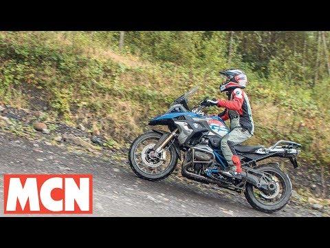 Part 1: BMW Off Road Skills | Experiences | Motorcyclenews.com