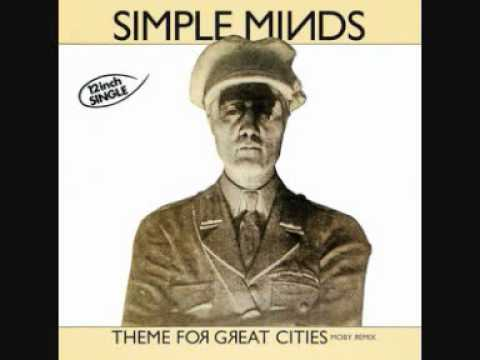 Simple Minds - I Travel 2012 (John Leckie Remix)
