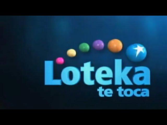 Loteka Lotería Electrónica Sorteo 7:00 PM 18-09-2020