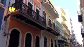Old San Juan, Puerto Rico - Downtown Colonial Architecture HD (2013)