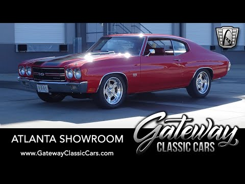 1970 Chevrolet Chevelle SS For Sale Gateway Classic Cars Of Atlanta #1418