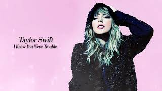 Download song Taylor Swift - I Knew You Were Trouble. [LIVE CONCEPT]