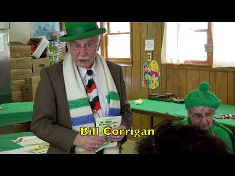 St Patrick's Day Party, Forestport NY