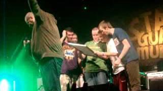 Platyna dla StarGuardMuffin ! Warszawa 13.01.2011 Wawa