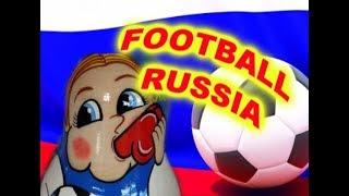 Интернет смеется над пошлой матрешкой в честь российского ЧМ по футболу в России