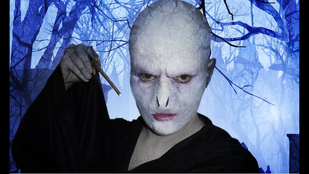 Voldemort harry potter makeup tutorial youtube solutioingenieria Images