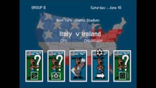 YBN Review: World Cup USA 94 - Sega MegaDrive